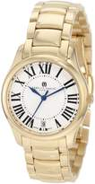 Charles Hubert Charles-Hubert, Paris Women's 6897-G Premium Collection Gold-Plated Stainless Steel Watch