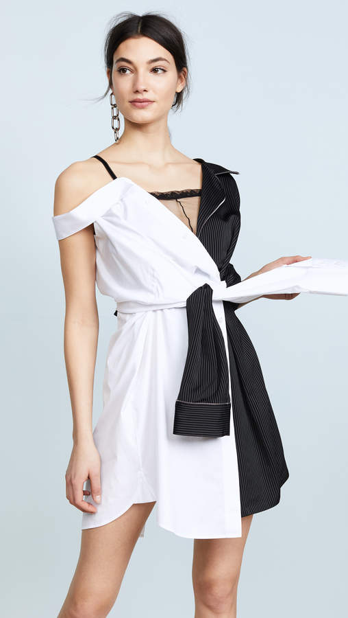 Alexander Wang Pajama Dress
