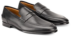 Gordon Rush Men's Coleman Leather Penny Loafers