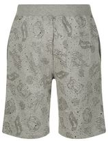 Billionaire Boys Club Galaxy Print Sweatshorts