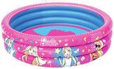 Bestway Barbie 3-Ring Pool - 122cm