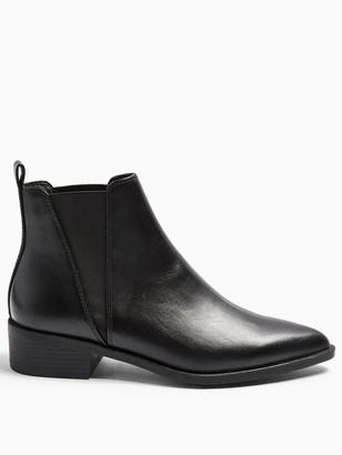 Topshop Kara Chelsea Boot - Black