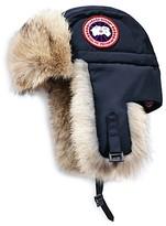 Canada Goose Coyote Fur Aviator Hat