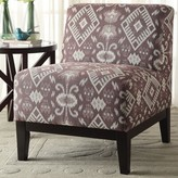 Bungalow Rose Waleska Slipper Chair