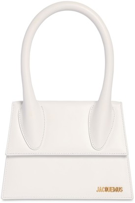 Jacquemus Le Grand Chiquito Leather Top Handle Bag