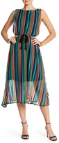 Eva Franco Carrington Multicolored Dress