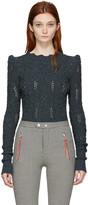 Isabel Marant Blue Debie Sweater