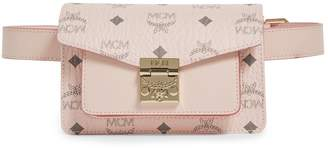 MCM X-Mini Patricia Logo Belt Bag
