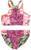 Maaji Coral Beans Reversible Two-Piece Swimsuit