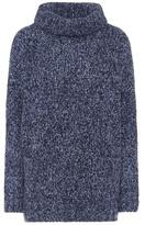 Loro Piana Cashmere and silk turtleneck sweater