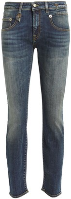 R 13 Boy Skinny Stretch Jeans