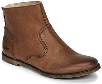 Kickers ROXANNA girls's High Boots in Brown