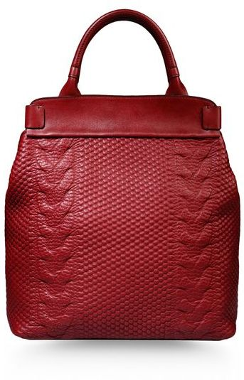 Sonia Rykiel Large leather bag