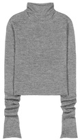 Acne Studios Jiao Alpaca And Wool Sweater