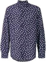 Salvatore Ferragamo printed shirt