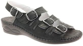 David Tate Leather Sandals - Luna