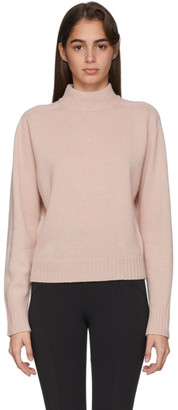 Sportmax Pink Wool Chicco Sweater