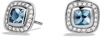 David Yurman Albion Petite Earrings with Diamonds