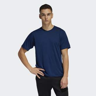 adidas FreeLift Tech Climacool Fitted Tee