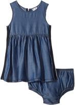 Splendid Littles Side Taping Tencel Dress Girl's Dress