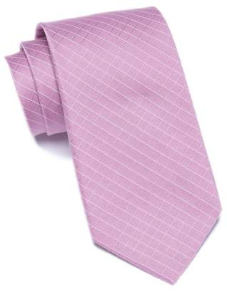 Calvin Klein Bold Grid Tie