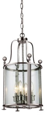 Darby Home Co Lucah 4 - Light Lantern Drum Pendant