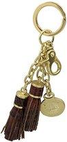 Brahmin Tassel Key Ring Wallet