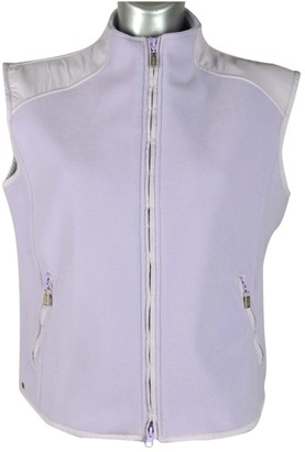 Bally Purple Cotton Knitwear