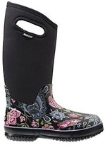 Bogs Women's Classic Winter Blooms Tall Winter Snow Boot