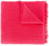 Etoile Isabel Marant chunky knit scarf