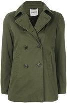 Aspesi fitted long sleeve coat