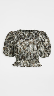 Free People Xoxo Blouse