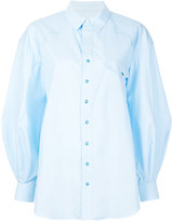 Toga Pulla balloon sleeve shirt