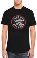 Majestic Toronto Raptors Crosstown Scrum Logo Tee