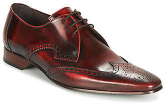 Jeffery West ESCOBAR men's Casual Shoes in Red