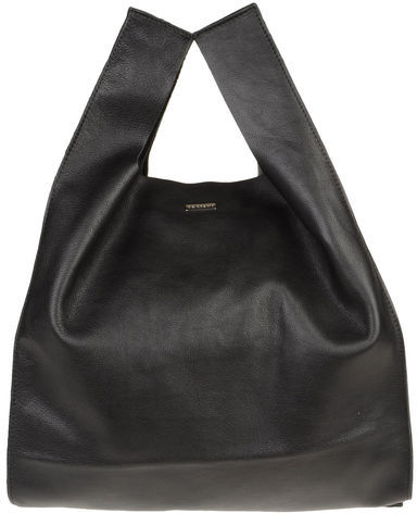 Orciani Large leather bag