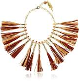 Rosantica Aloha Tassel Necklace