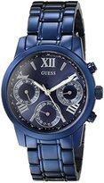 GUESS Women's U0448L5 Iconic Blue Multi-Function Watch