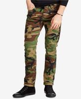 Polo Ralph Lauren Men's Sullivan Slim-Fit Camo Jeans