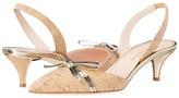 Oscar de la Renta Danni 45mm Women's Sling Back Shoes