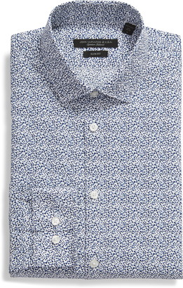 John Varvatos Slim Fit Rick Dress Shirt