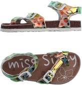 Miss Sixty Toe strap sandals - Item 11164371
