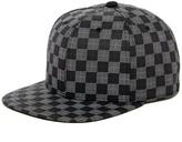 Gents Checker Cap