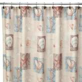 Bed Bath & Beyond Ocean Shell 70-Inch W x 72-Inch L Fabric Shower Curtain