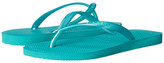 Havaianas Slim Flip Flops (Toddler/Little Kid/Big Kid)