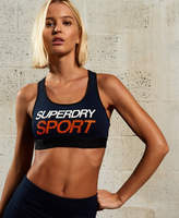 Superdry Essentials Graphic Sports Bra