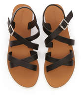Warehouse Double Crossover Sandal