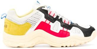 Diadora Alpaca colour-block sneakers