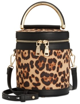 INC International Concepts Inc Kaiah Drum Crossbody, Created for Macy's