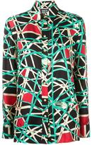 Fausto Puglisi printed shirt - women - Silk - 40